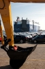 RORO Vessel and Cars