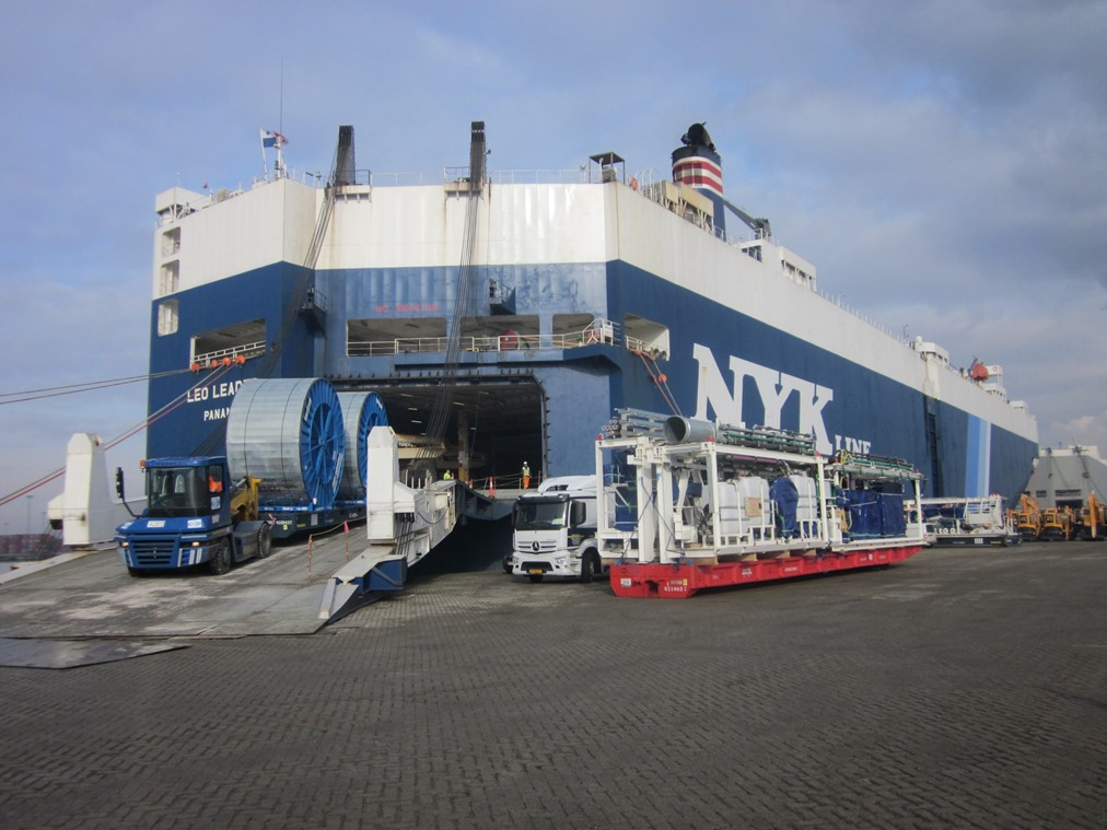 Gallery - Category: Cargo - NYK RORO